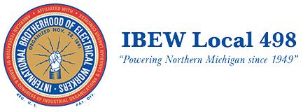 IBEW Local 498 Logo